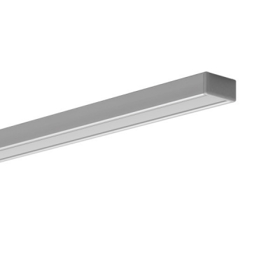 LED Profil MICRO-H Silber